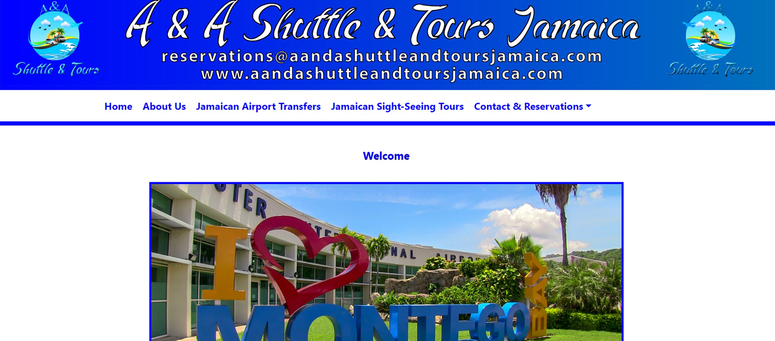A and A Shuttle and Tours Jamaica by Barry J. Hough Sr.